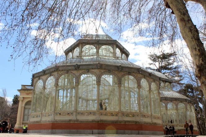 MADRID, Spain -- Crystal Palace.